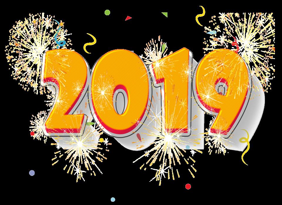С наступающим Новым 2019-м годом и Рождеством Христовым